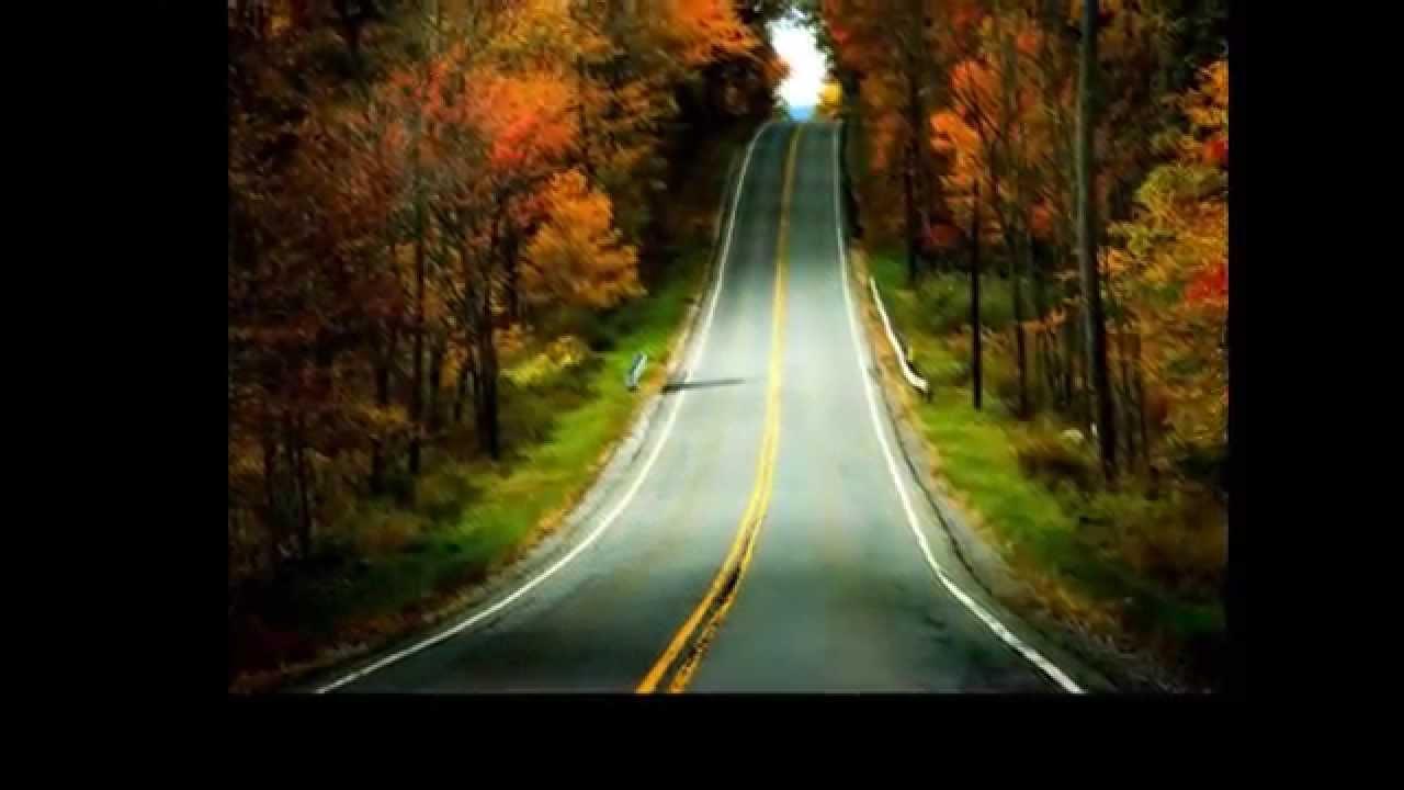 Autumn Road by FlorentCourty on DeviantArt