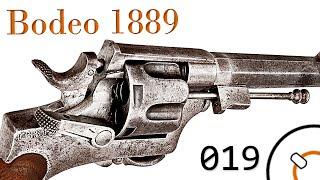Small Arms of WWI Primer 019: Italian Revolver Bodeo 1889