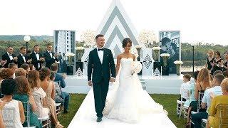 Wedding clip / Красивый свадебный клип / Стильная свадьба