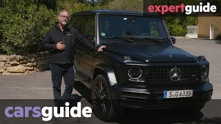 Mercedes-Amg G63 2018 Review