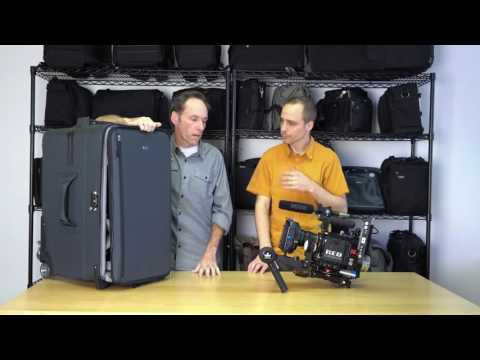 Video Rig 18   Pro Video Camera Rig Roller Case Bag • Think