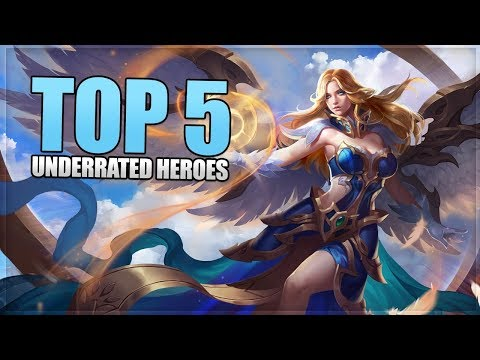 Arena of Valor - Top 5 Underrated Heroes