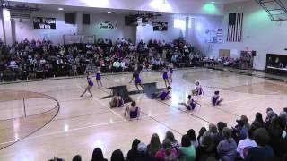 Shelby Starlets 2015 Sr Team - Unstoppable