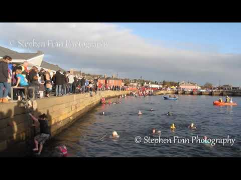 Dook Broughty Ferry Habour Dundee 1st January 2019