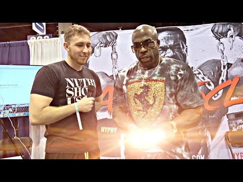 ing KALI MUSCLE then THIS HAPPENED l Brad Castleberry, Mac Trucc