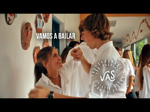VAS - Vamos a Bailar (Video Oficial)