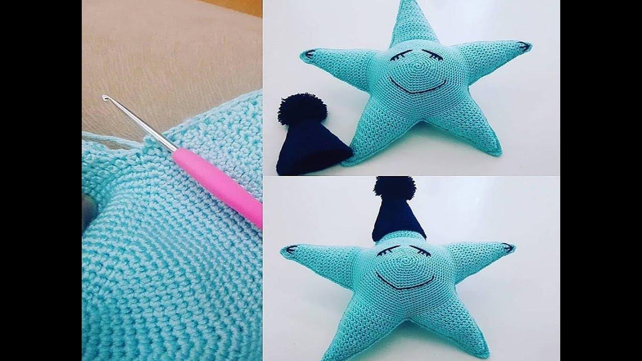 Amigurumi oyuncak yastık yapımı - 10marifet.org   720x1280