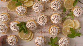 Mini Lemon Meringues