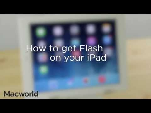 How To Get Flash On IPad