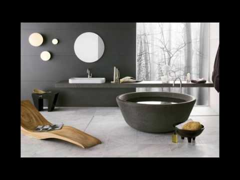 Gray Bathrooms trend