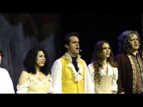 LIVE/1789, les amants de la Bastille - Fixe / Fin du spectacle (intégrale) - Rod Janois