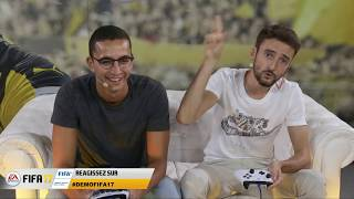 LIVE STREAM DÉMO FIFA 17