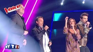 The Voice 2016│Zazie, Garou, Mika et Florent Pagny  - Sweet Dreams (Eurythmics)│Prime 2 YouTube Videos