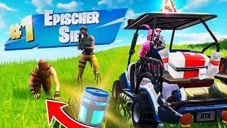 No Skin LEBENRETTEN CHALLENGE in Fortnite Battle Royale