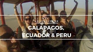 Galapagos, Ecuador & Peru - Adventuredk