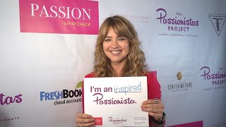 The Passionistas Project at Passion to Paycheck with Steffany Huckaby