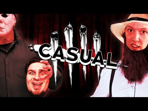 ALLES TOP, GERNE WIEDER! - CASUAL (DEAD BY DAYLIGHT)