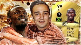 УСЭЙН БОЛТ - FIFA 17