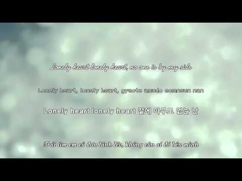 Lonely - Hyorin [Viet.| Eng.| Rom.| Han.]