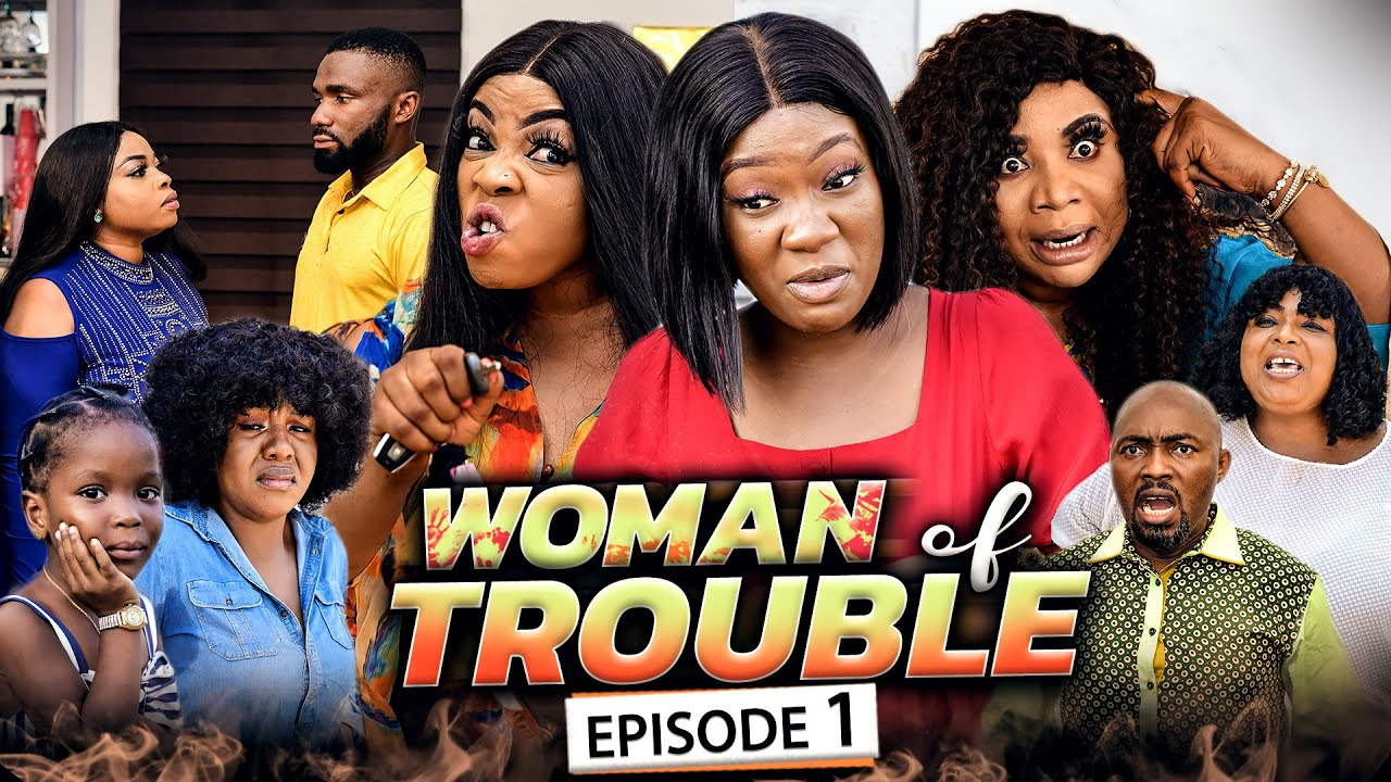 Download WOMAN OF TROUBLE EPISODE 1 (New Movie) Chinenye Nnebe/Georgina 2021 Latest Nigerian Nollywood Movie