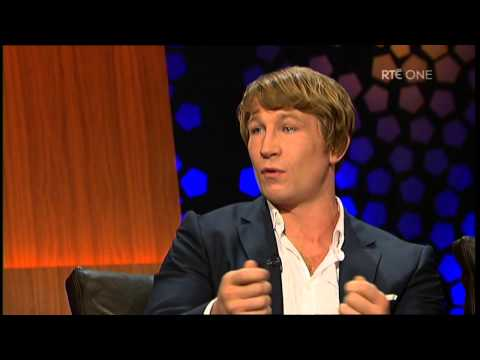 Jerry Flannery - Why his hair is more important than time keeping | The Late Late Show