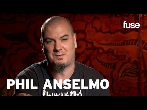 Pantera's Phil Anselmo | Tattoo Stories