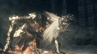 Dark Souls 3: Lothric, Younger Prince and Lorian, Elder Prince Boss Fight