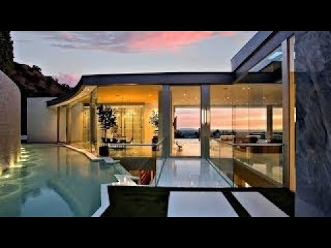 Stunning West Hollywood Hills Modern Contemporary Luxury Residence - Los Angeles, CA, USA