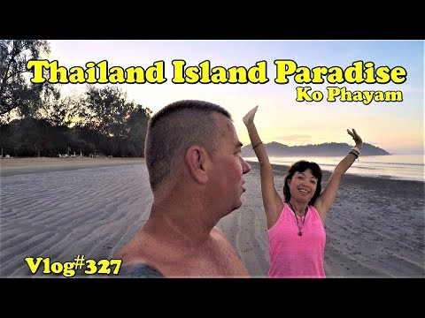 What to do in Thailand. Island Paradise in Ko Phayam re-edited