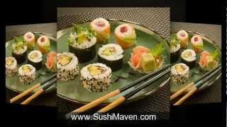 Good Sushi & Roasted Nori By Sushi Maven.com