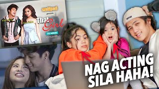 Reacting To My ARTISTA DAYS Movies P2! (Nag Acting Sila Haha!) | Ranz and Niana