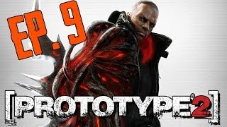 HYDRA MURDER TIME! - Prototype 2 - Ep.9