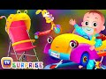 Surprise Eggs Toys - BABY Vehicles for Kids | Stroller, Baby Walker & more | ChuChu TV Egg Surprise