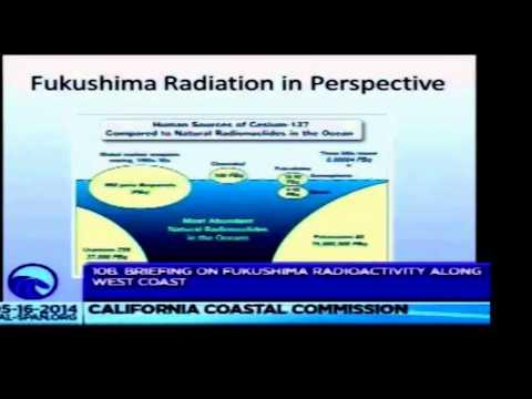 Fukushima Fallout - California Coastal Commission Meeting