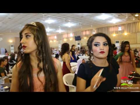 DAWATA MAHR & KEREFAN   HONERMEND  SALM DWXATE PART3 BY Diyar video iraq 2017