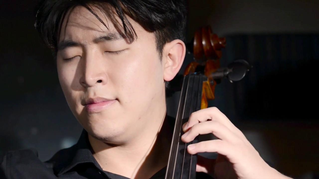 Face of Classic OP.08 :Cellist KIM Jung Hoon