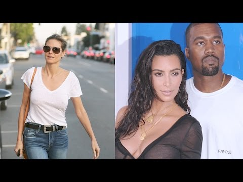 Kanye West's Breakdown, Heidi Klum Topless, and KUWTK On Hiatus & More! | Splash News TV
