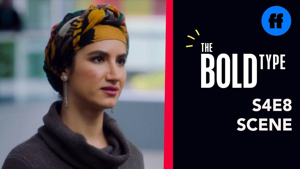 Download The Bold Type Season 4, Episode 8 | Adena Apologizes To Kat | Freeform