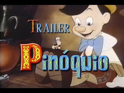 Trailer do filme Pinóquio