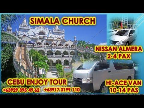 philippines simala shrine in sibonga lindogon cebu s castle