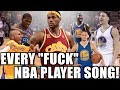 Every fuck Nba Player Song!  Curry, Lebron, Draymond, Kd, Klay And Kobe Lmao! video
