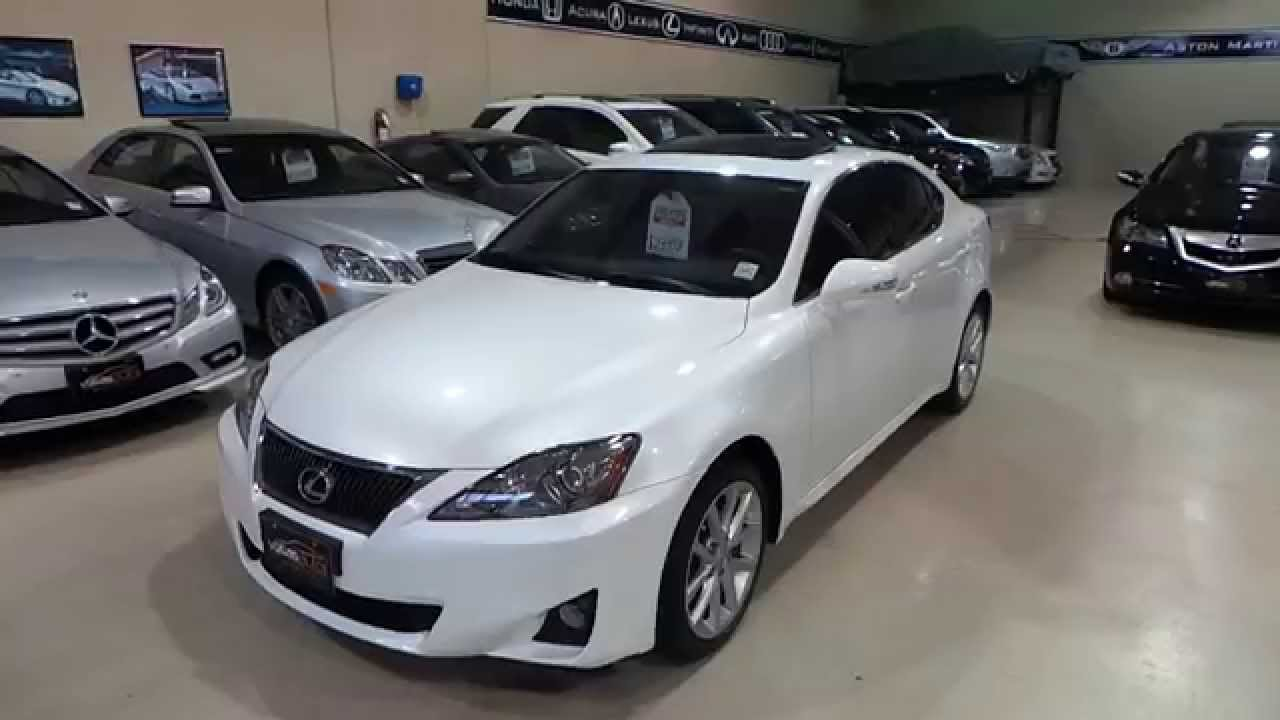 2011 lexus is250 awd youtube. Black Bedroom Furniture Sets. Home Design Ideas