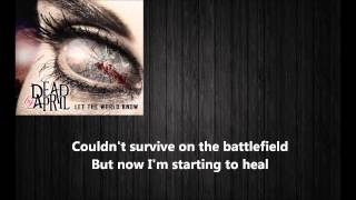 Dead by April - Beautiful Nightmare  - W/Lyrics - Let the World Know