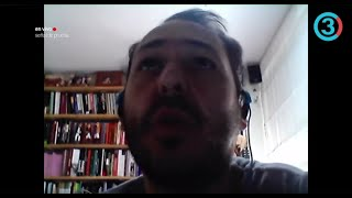 Hoy con Daniel Mendoza Leal hablaremos de su serie por WhatsApp