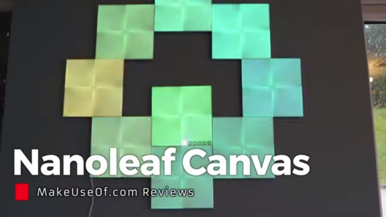 Nanoleaf Canvas: Coolest  Lights  Ever