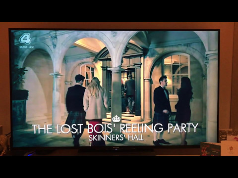 Licence to Ceilidh: London's Top Ceilidh Band on E4 Made in Chelsea Christmas Special 2016