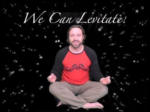 Levitation is Possible! (Sleeping Serpent)