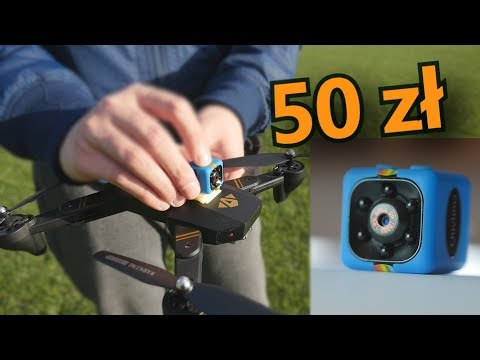 "Mini ""GoPro"" za 50 zł Quelima SQ11"