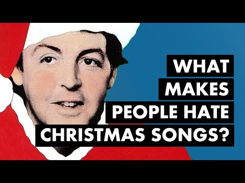 "Why Do People Hate ""Wonderful Christmastime"" and Most Other Christmas Songs?"