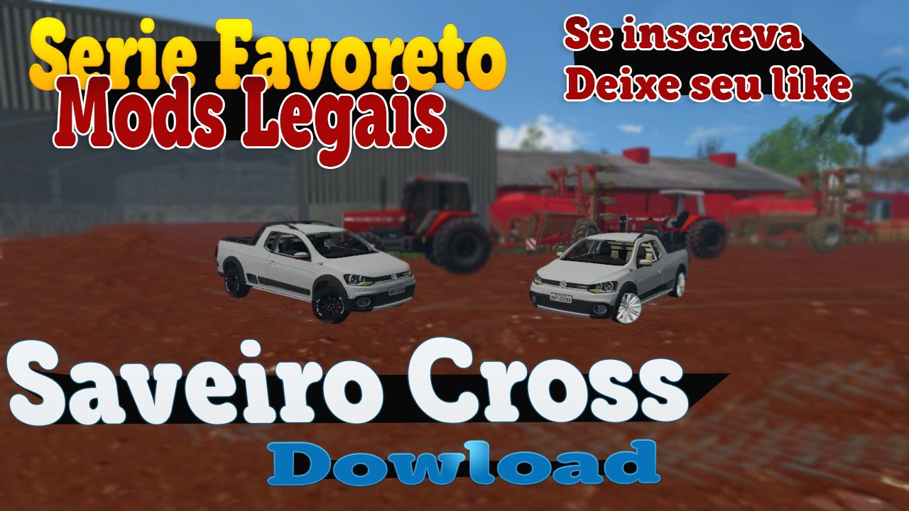 Saveiro cross search pictures photos - Fs15 Mod Saveiro Cross Download Pt Br